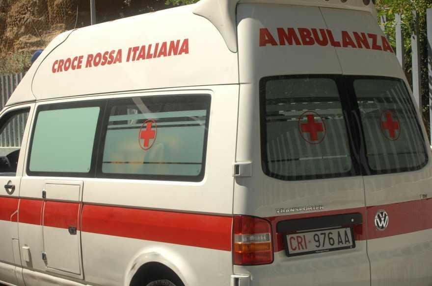 Ambulanza CRI
