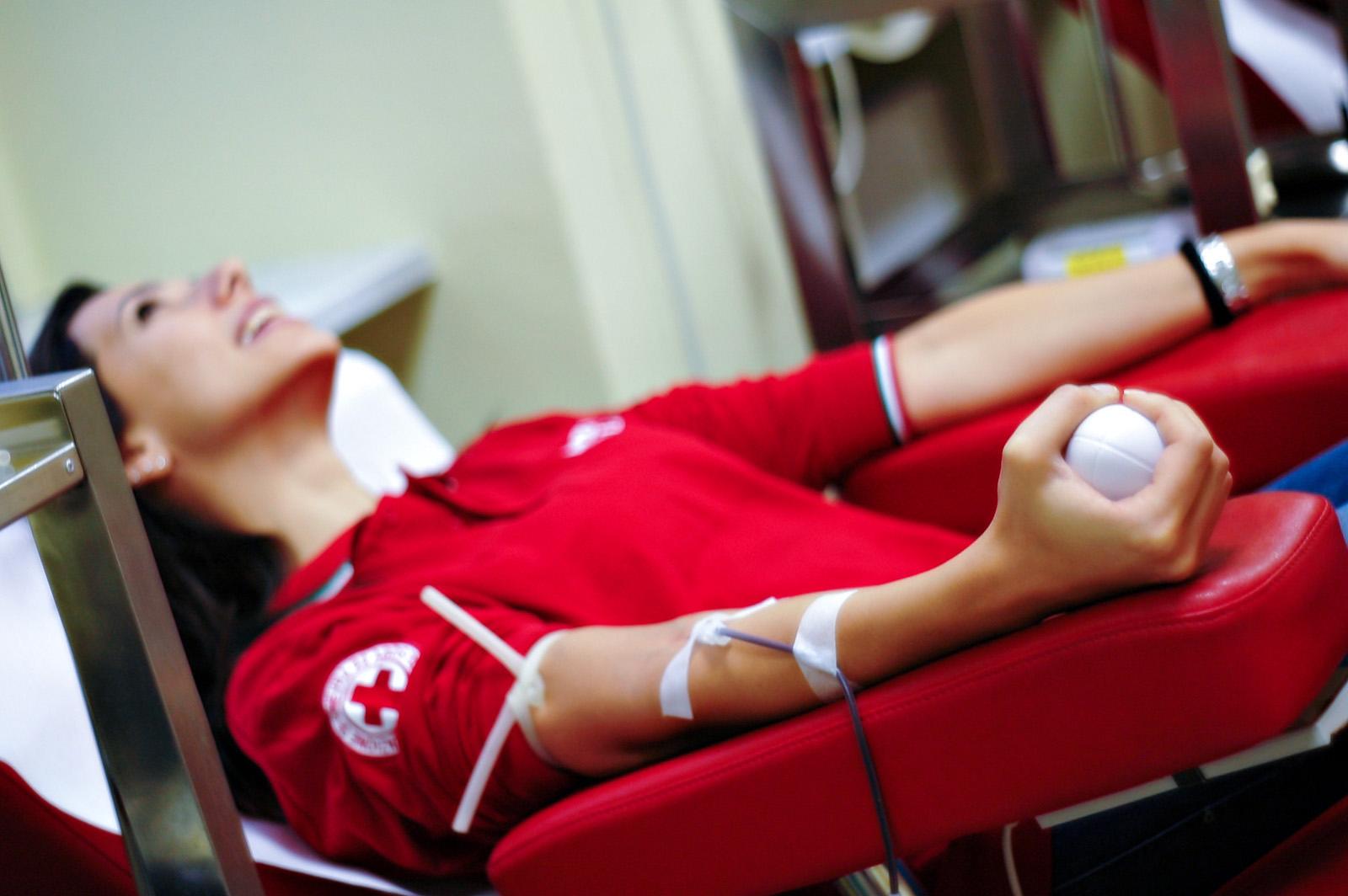 Raccolta e Donazione Sangue.Croce Rossa Italiana – Comitato Area Metropolitana di Roma Capitale.