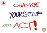 Change yourself and act