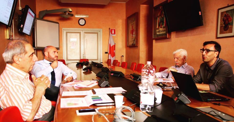 Ricostruzione post-sisma: sesta riunione del Comitato dei Garanti