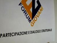 Logo del Forum Nazionale dei Giovani