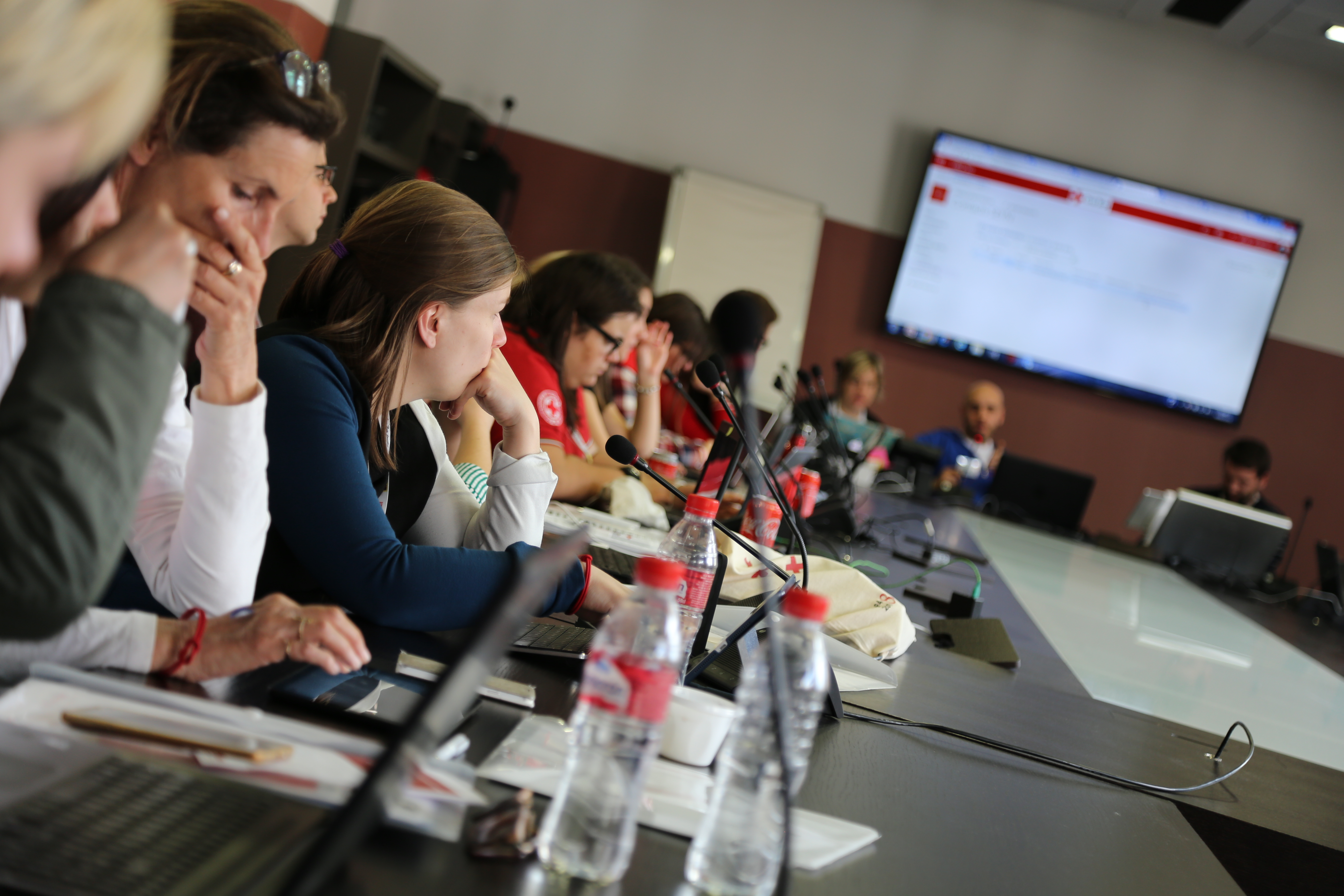 I partecipanti del Southern European Youth Network