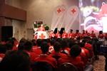 Foto della plenaria dell'Assemblea Nazionale Pionieri 2010