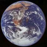Visione del pianeta Terra