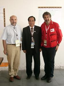 Presidente della Croce Rossa del Vietnam