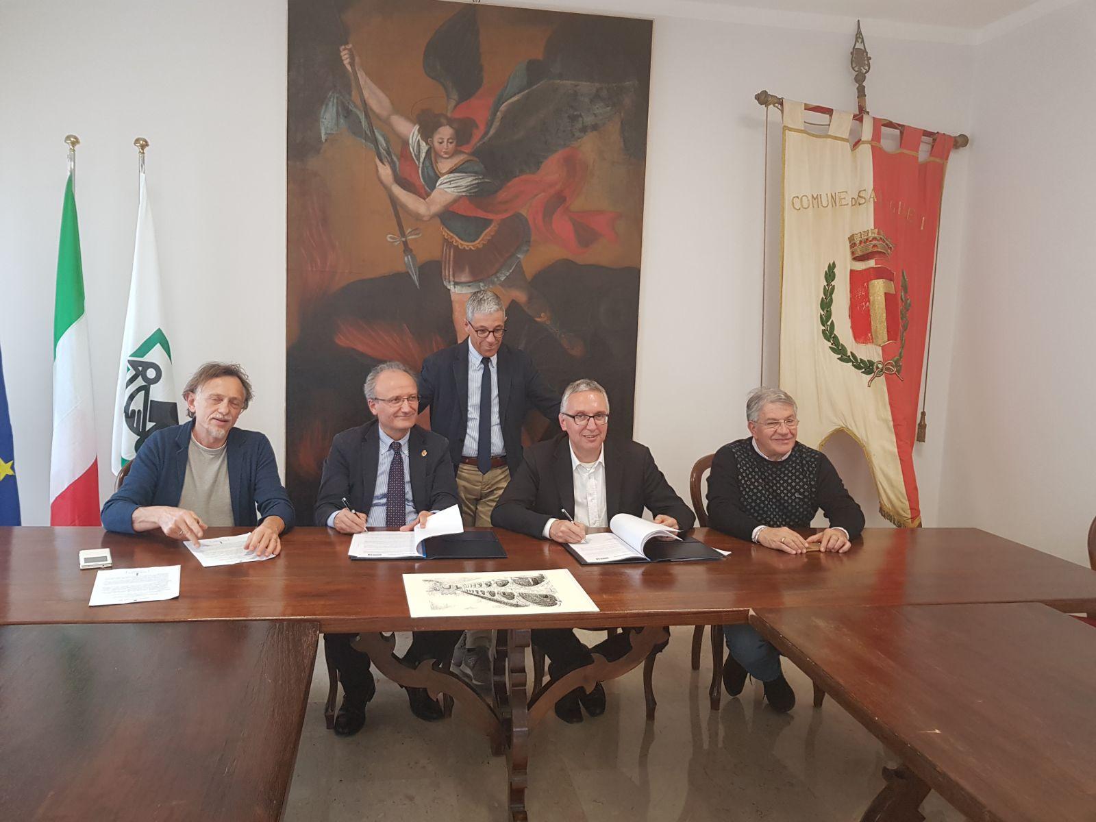 Sisma – Firmato l'accordo quadro tra la Regione Marche e la Croce Rossa Italiana per le attività di ricostruzione