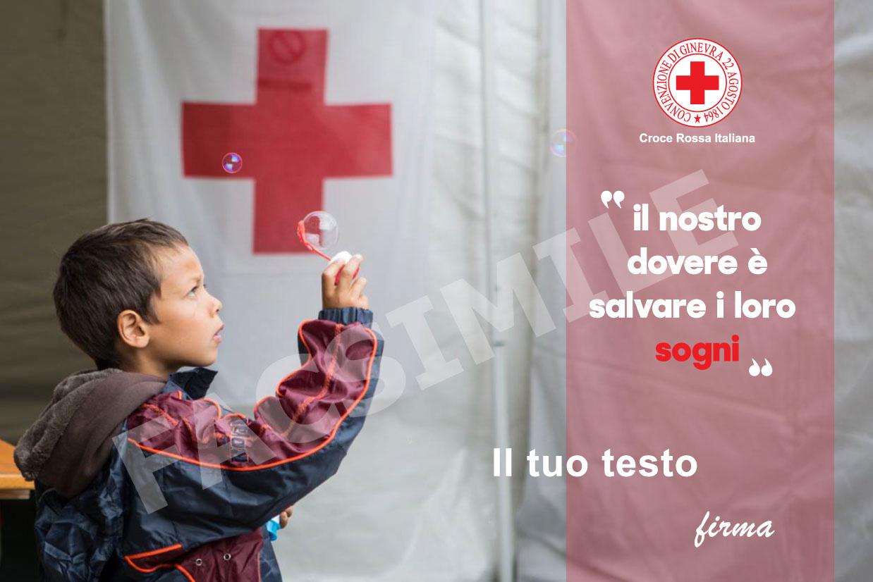 Palline natalizie solidali Croce Rossa 2016