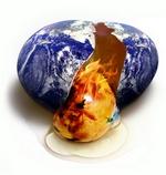 Immagine pianeta sciolto