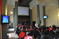 Foto panoramica evento