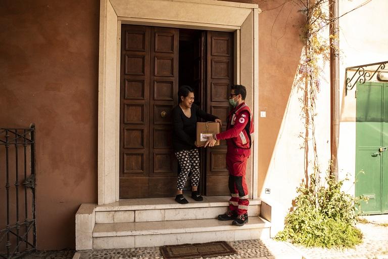 COVID-19 CRISES IN ITALY