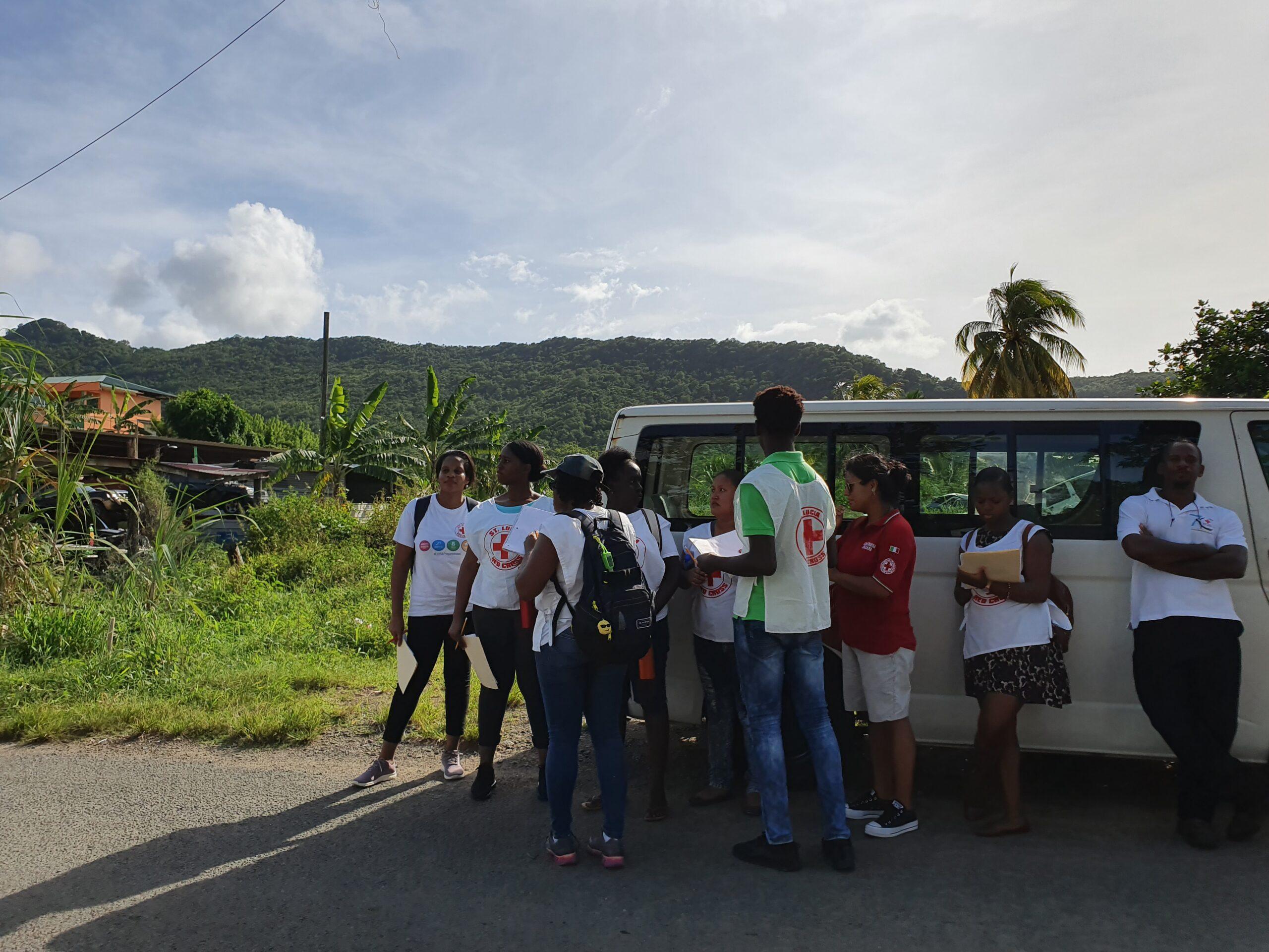 St.Lucia_Volunteering_System