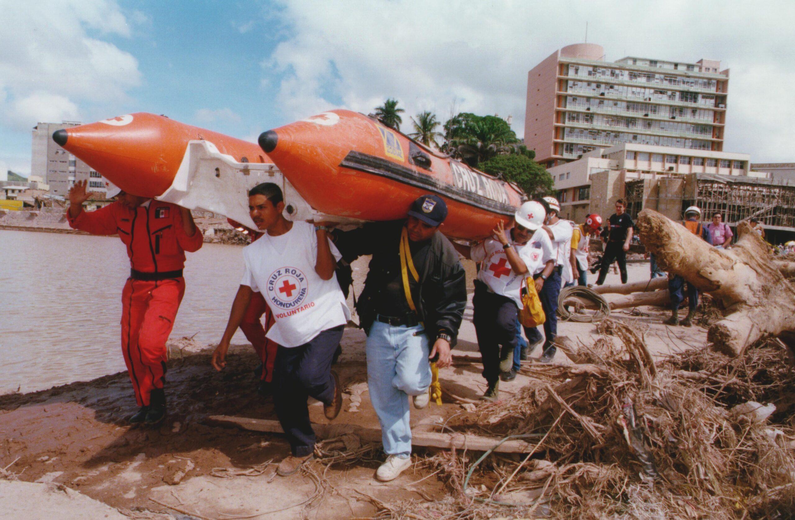 Honduras_Rescate aquatico_1