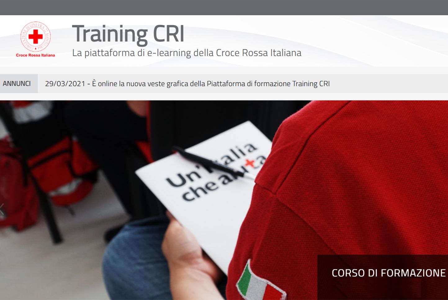 Training CRI