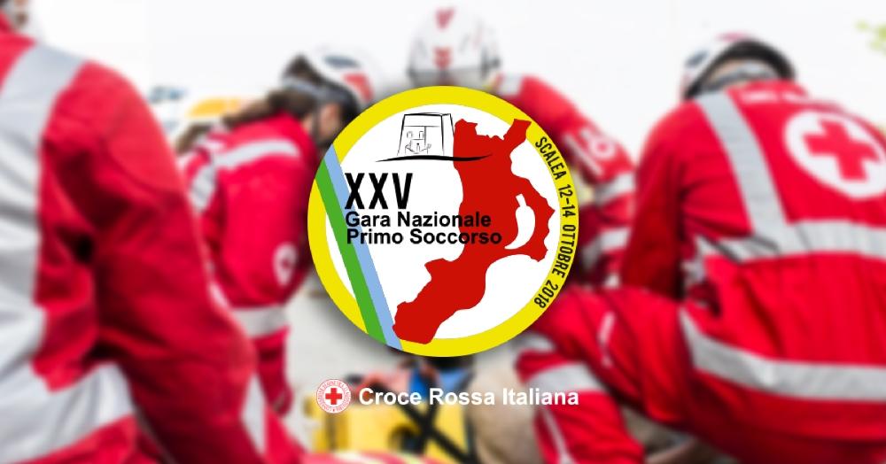 Sarà Scalea a ospitare, dal 12 al 14 ottobre 2018, la XXV edizione delle Gare Nazionali di Primo Soccorso della Croce Rossa Italiana, organizzata dal Comitato Regionale della Calabria.