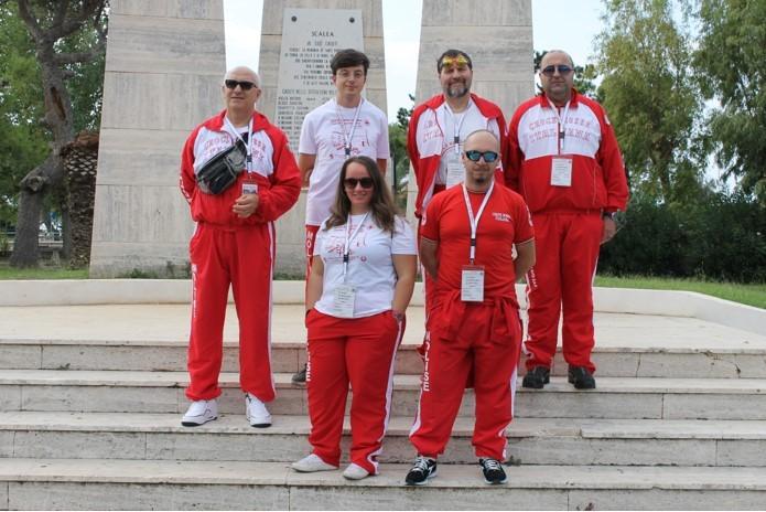 I volontari della croce rossa molisana alle gare nazionali di primo soccorso