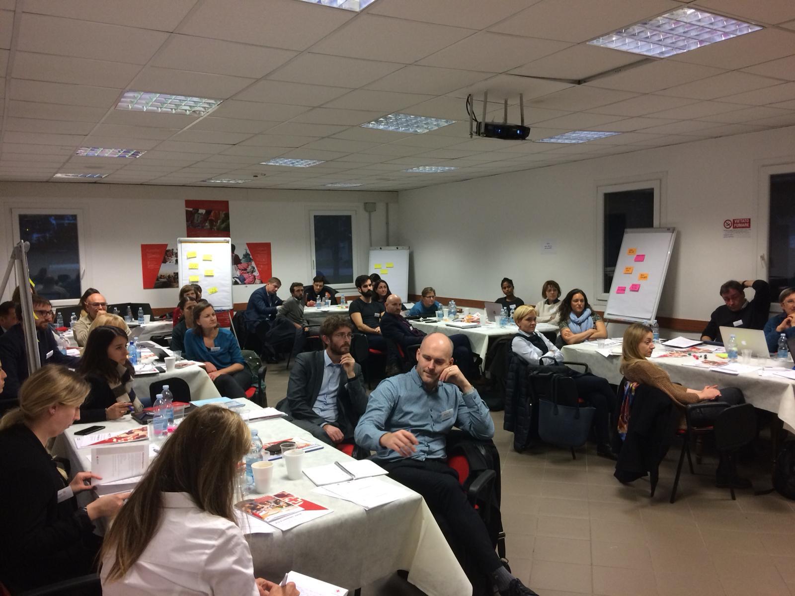 Fondi Europei per l'inclusione sociale: a Bresso l'incontro tra 15 Società Nazionali d'Europa