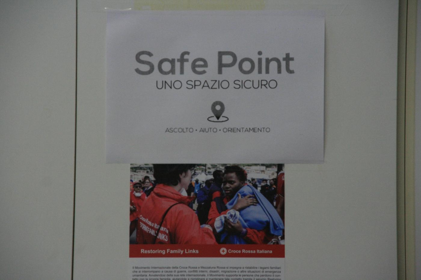 Safe point a Gorizia: luogo sicuro per chi resta fuori dall'accoglienza
