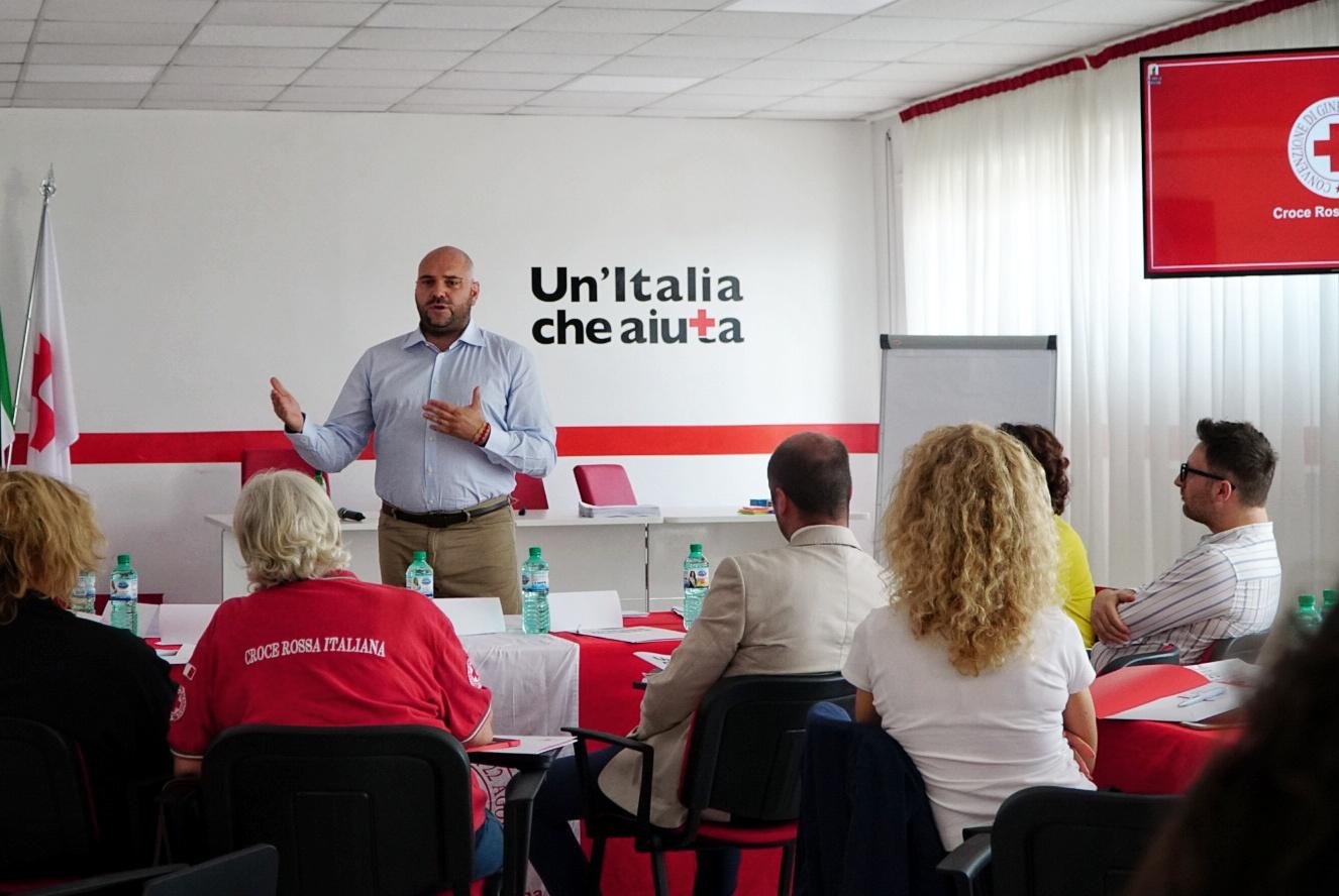 CRI per le Persone: opportunità e azioni concrete per il numero unico della Croce Rossa
