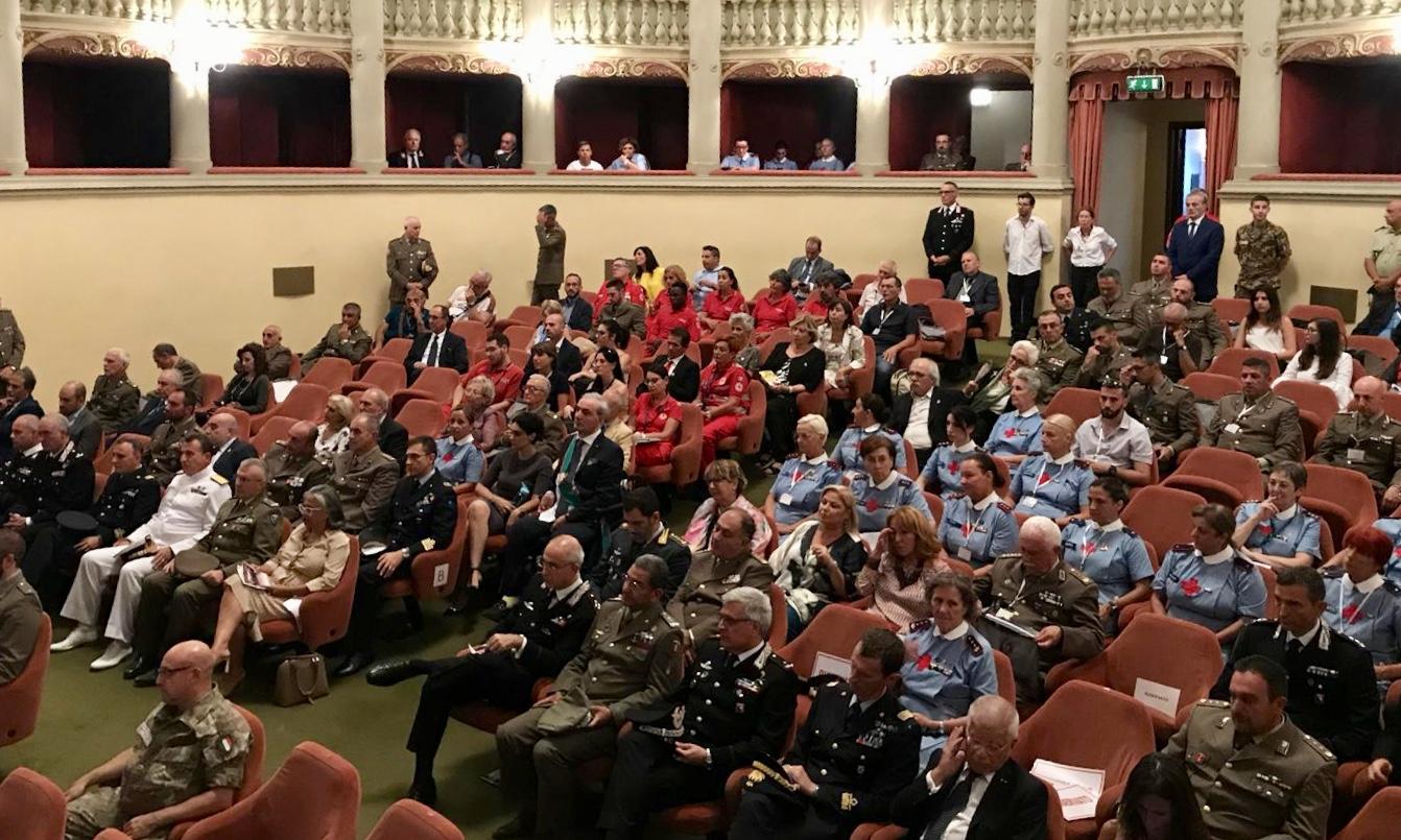"""Oggi incontro tra Croce Rossa e Ordine di Malta. Rocca: """"Gettate le basi di un lavoro comune"""""""
