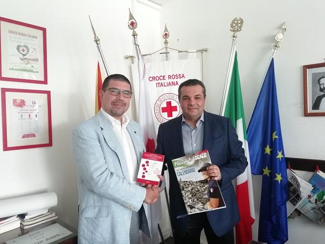 convenzione tra la CRI Sicilia e l'ANVU