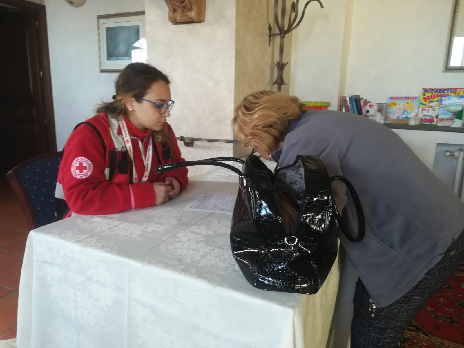 Terremoto in Sicilia e Abruzzo, proseguono le attività di supporto alla popolazione