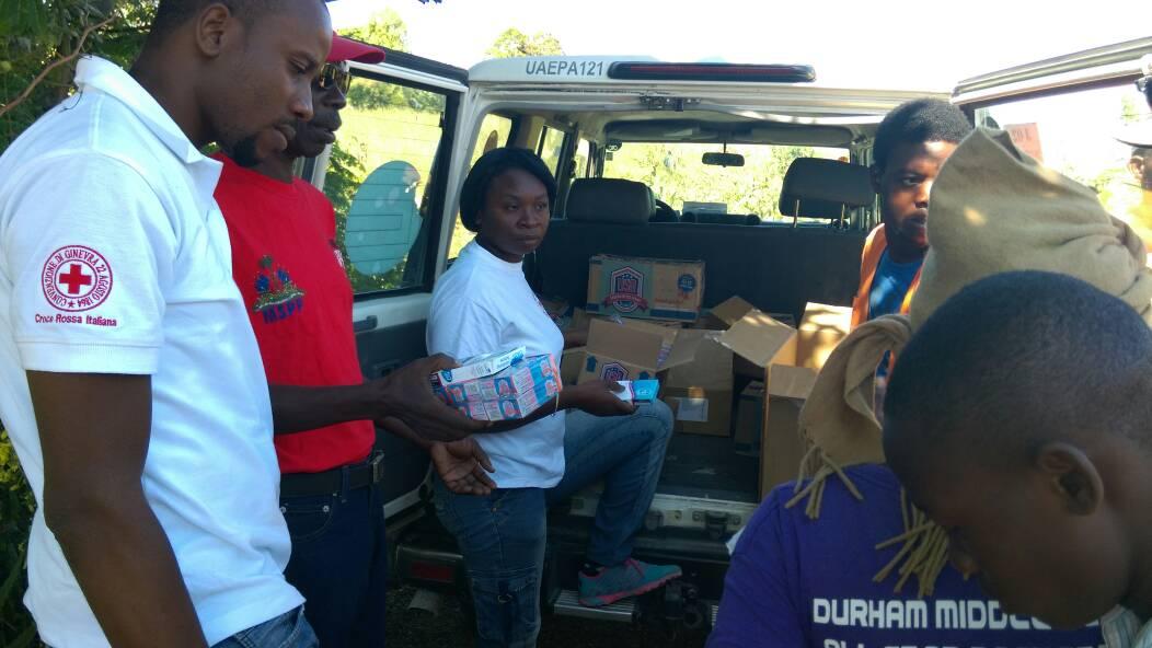 Stagione degli uragani nei Caraibi, l'impegno della CRI nella preparazione ai disastri e assistenza umanitaria