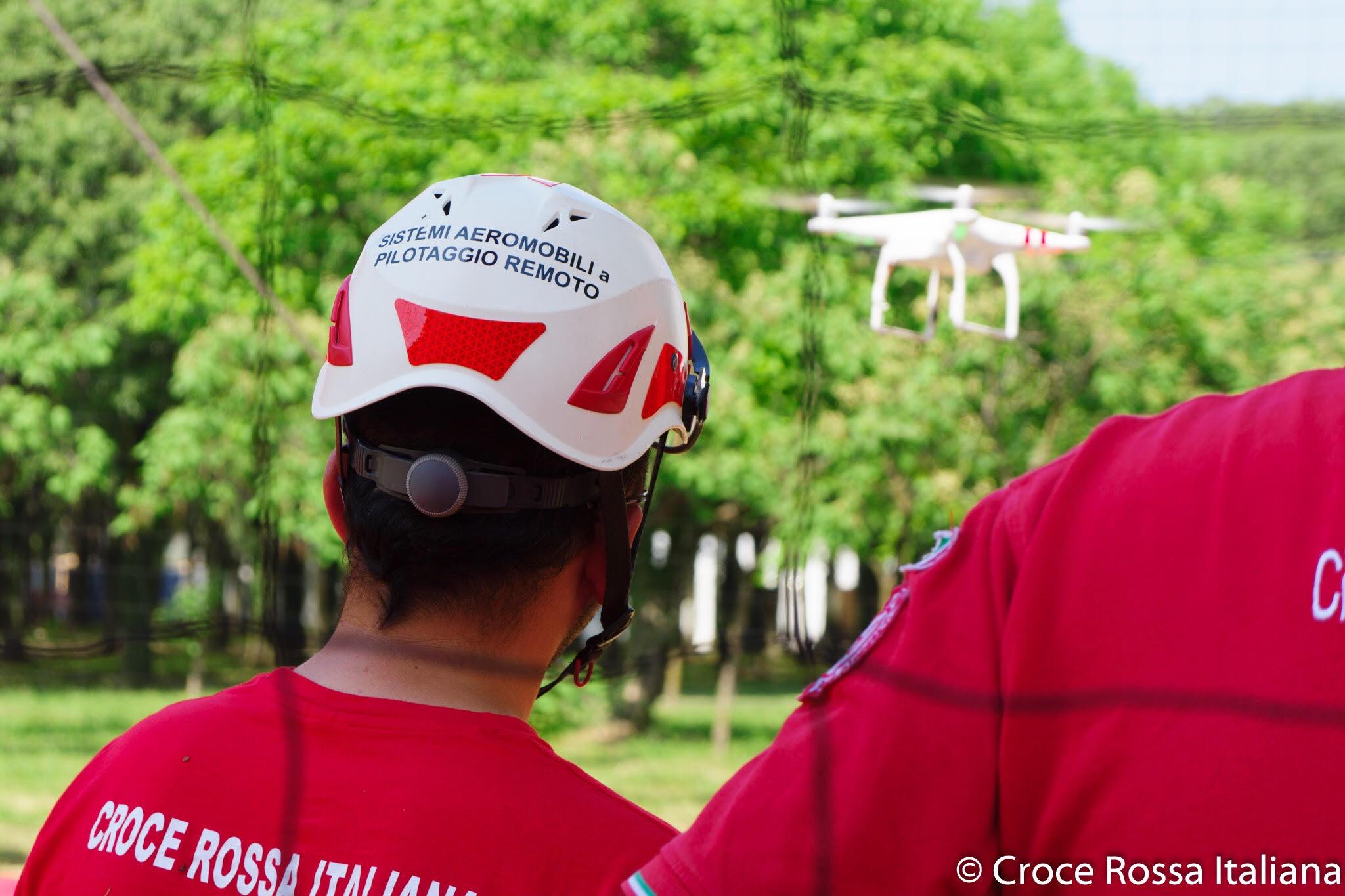 A Castiglione delle Stiviere il campo di formazione interregionale emergenze