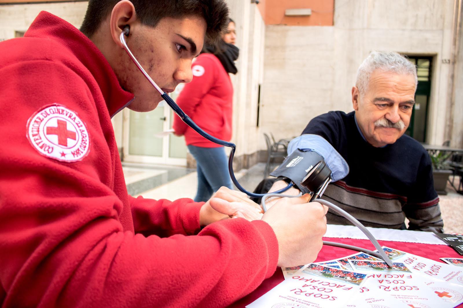 CRI Imola, al via SaluTEst: la campagna per promuovere stili di vita sani