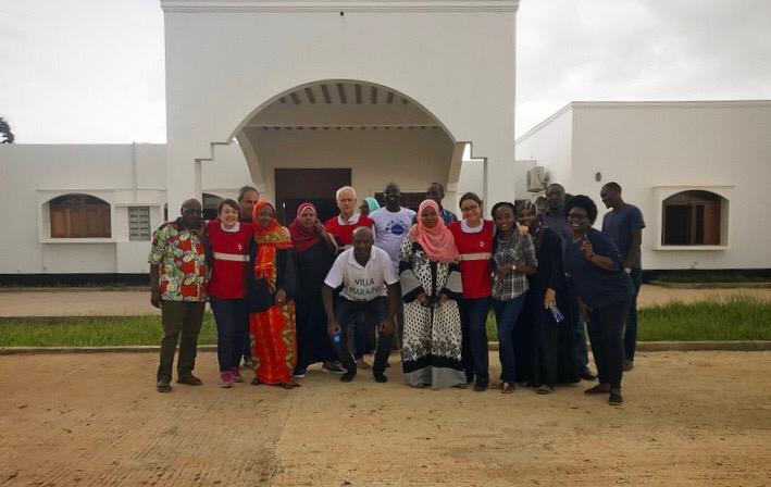 A Lamu, in Kenya, grazie alla CRI, presto un Centro per il trattamento delle tossicodipendenze