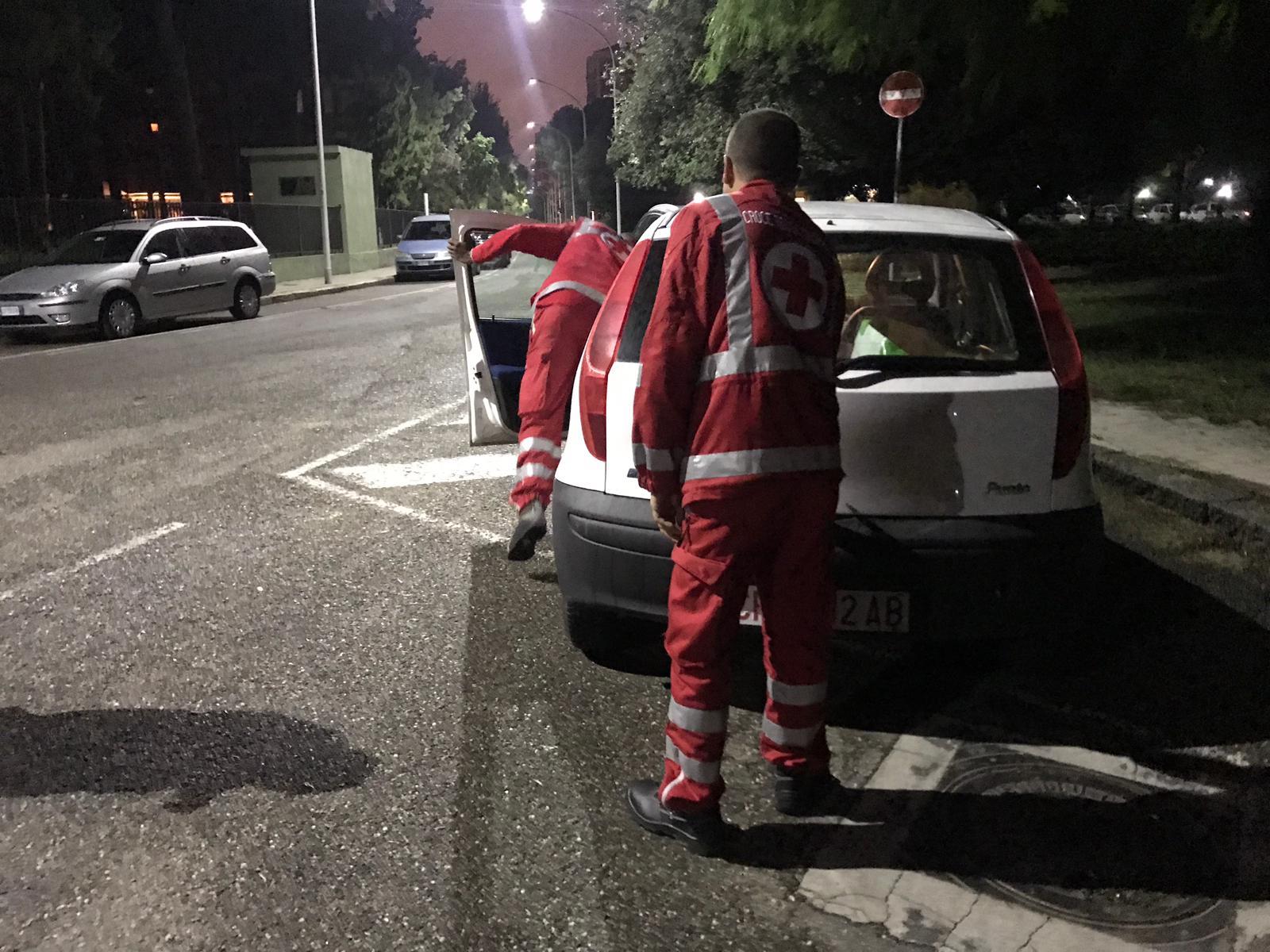 Maltempo in Sardegna: CRI impegnata nelle operazioni di assistenza e ricerca dispersi