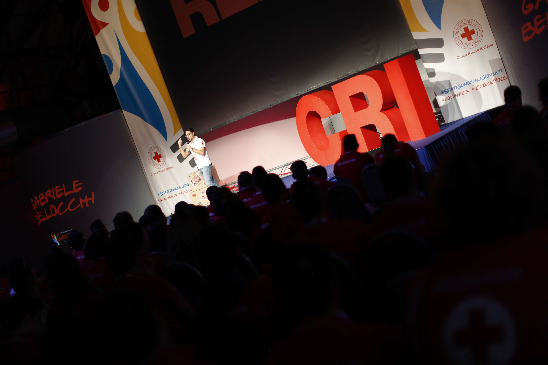 Assemblea Nazionale dei Giovani della Croce Rossa Italiana