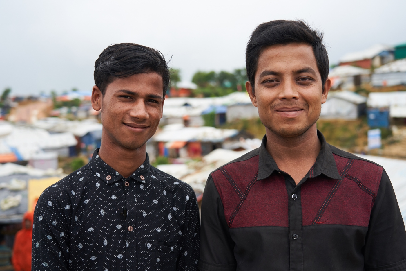 """""""Brothers"""": la storia di Alam e Faysal"""